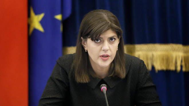 Laura Codruta Kövesi EPPO