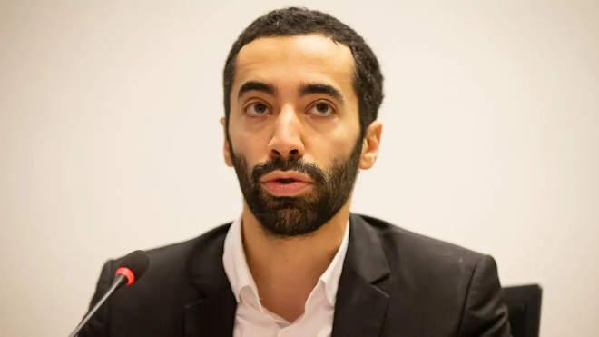 Sammy Mahdi belga bevándorlásügyi államtitkár