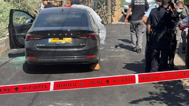 Szahar Iszmail meggyilkolásának helyszine