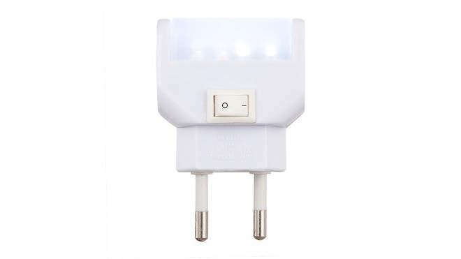 LED fény