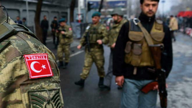 török katona