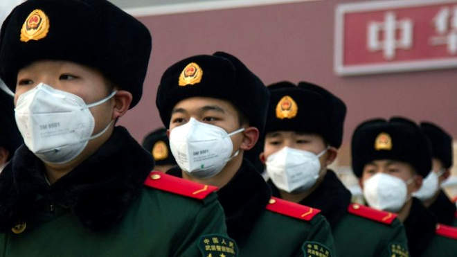 Kína maszk