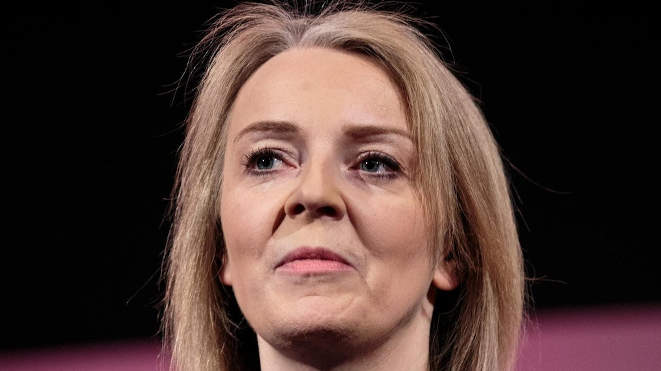 Liz Truss, brit külügyminiszter