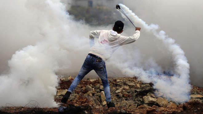 palesztin harcos