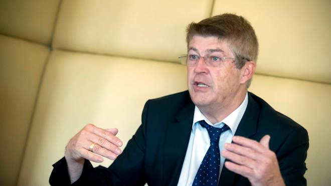 Baráth György, a Magyar Detektív Szövetség elnöke