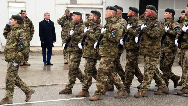 Benkő Koszovóban