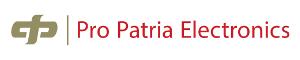 Pro Patria Electronics logo