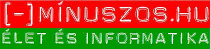 Minuszos.hu logo