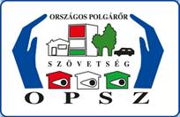 Országos Polgárőr Szövetség logo